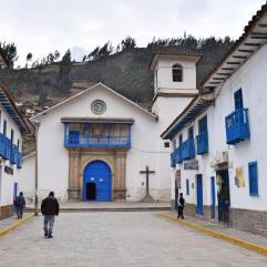 Villaggio tradizionale tra Cusco e la foresta amazzonica