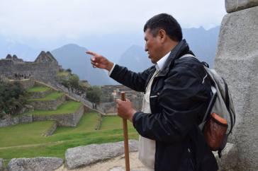 La mia guida Quechua